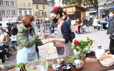 Première soupe à Mulhouse le 18 octobre